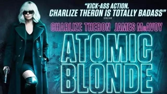 Atomic Blonde Movies Poster