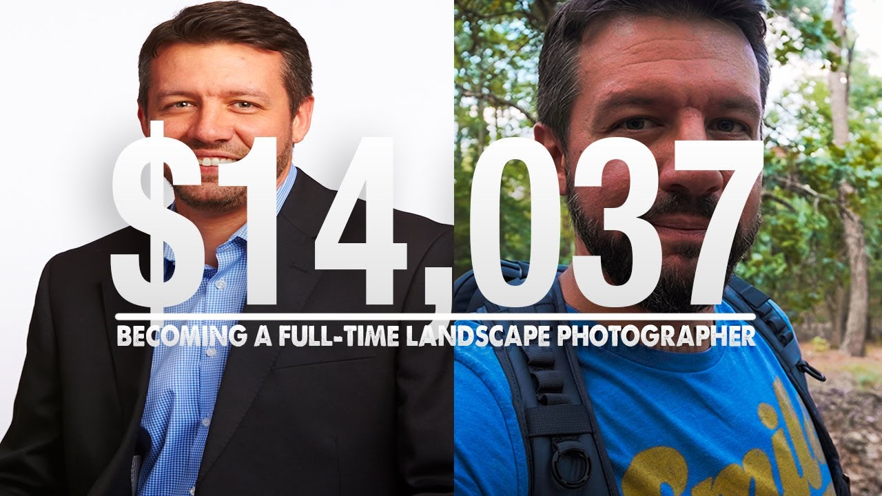 365 days as a full-time landscape photographer
