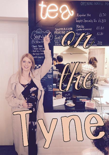 Tea on the Tyne at Good Apple Cafe in Sunderland