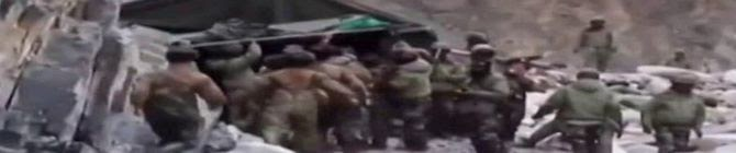 Chinese TV Channel Uploads Footage of Galwan Valley Clash To Mark Army Day