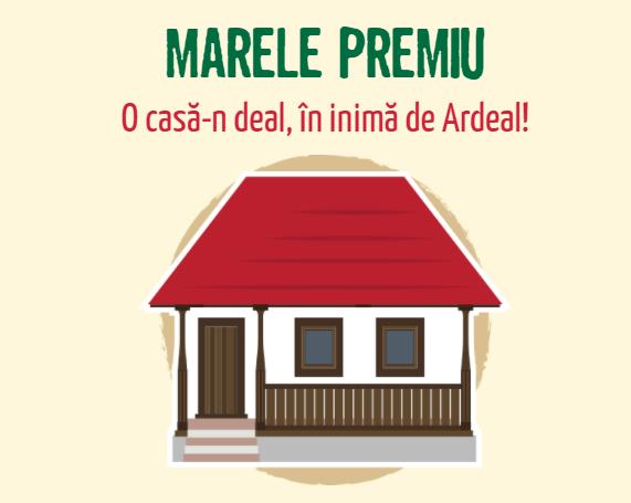 Concurs Napolact - Castiga o casa in Ardeal - castiga.net - promotie - 2021