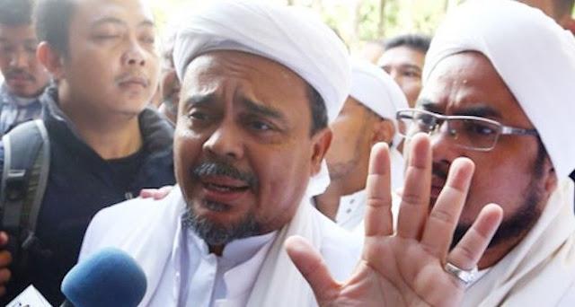 Aktor Intelektual di Balik Pemasangan Bendera di Tempat Habib Rizieq Diungkap Gerindra