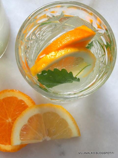 appelsiinivesi