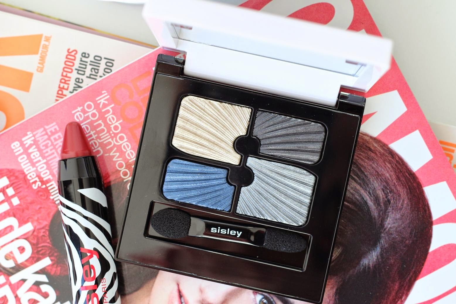 BeautyLoves: Sisley Phyto 4 Ombres in Mystery