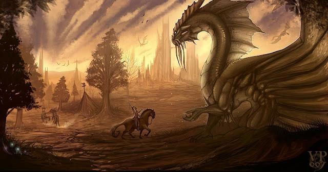 Los Dragones en Dungeons & Dragons - Dragones Dorados