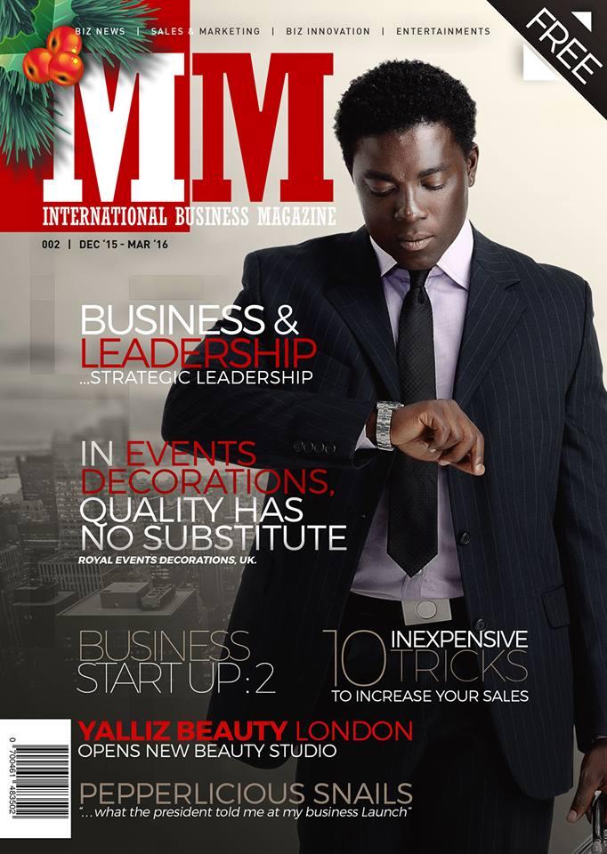 MM International Business Magazine