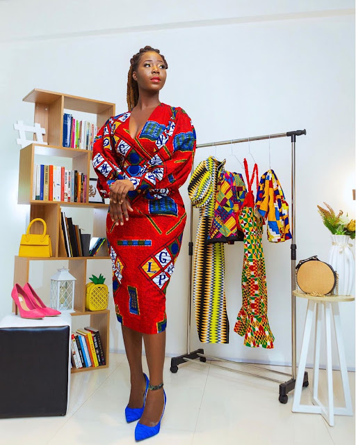 2020 African Dresses Most Beautiful African Aso Ebi Ankara Styles And Dress For African Queen