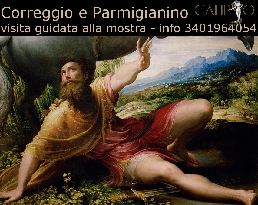 """Visita guidata alla mostra """"Correggio e Parmigianino"""" alle Scuderie del Quirinale"""