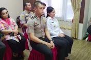 Diam-Diam Nikahi Perwira Polisi, Bupati Cantik ini Jadi Ibu Bhayangkari