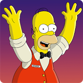 The Simpsons Tapped Out Mod APK Mega Mod
