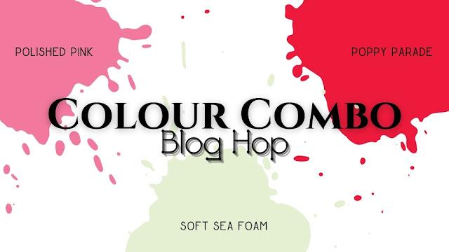 Colour Combo Blog Hop June 2021