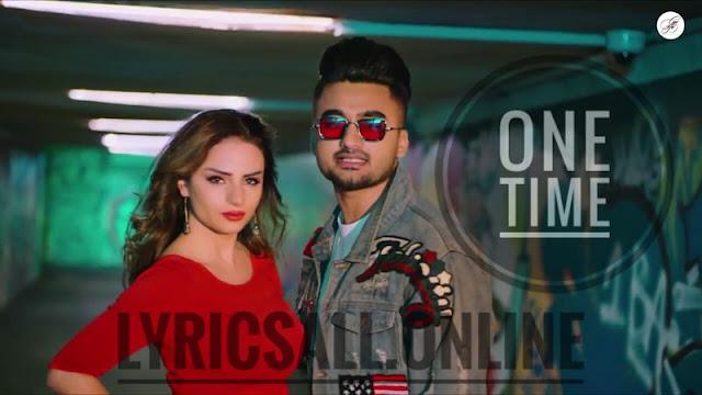 One Time lyrics by Ravneet