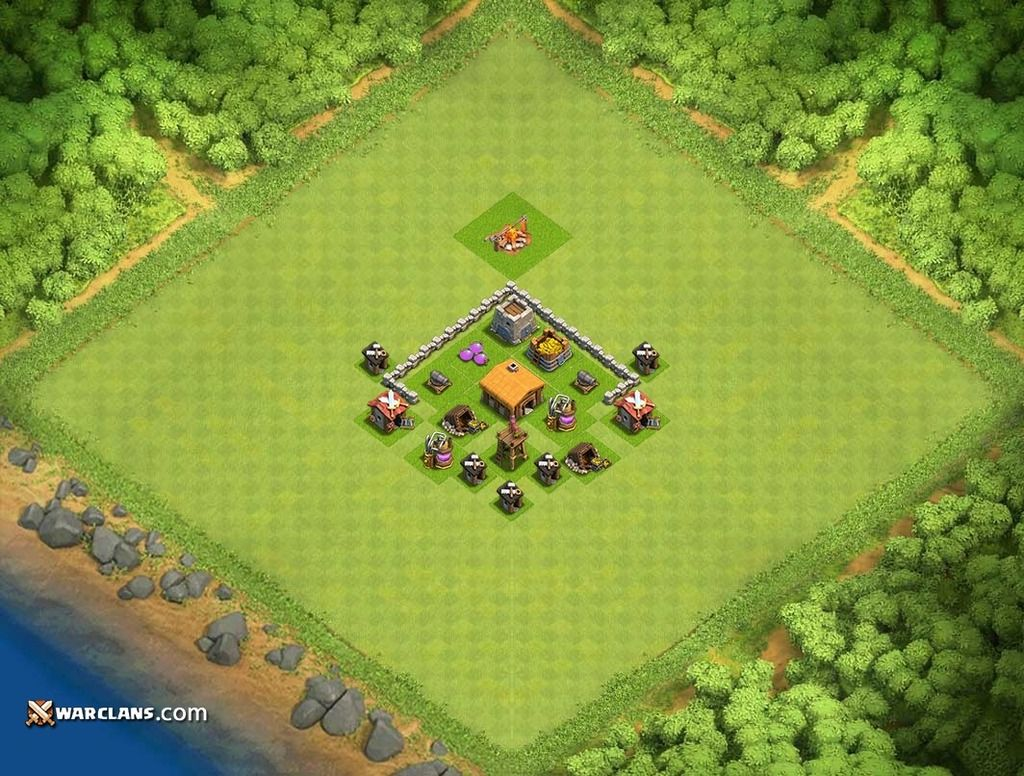 clash games guide top 8 th town hall 2 bases. Black Bedroom Furniture Sets. Home Design Ideas
