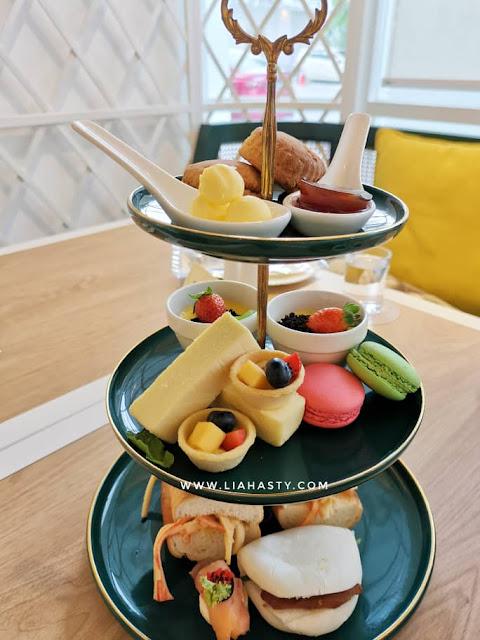 Jom Nikmati Mixed Platter & Afternoon Tea di Prestige Hotel Pulau Pinang