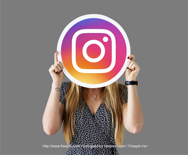Tutorial Termudah Mudah Memasukan Foto di Instagram ke Postingan Blog