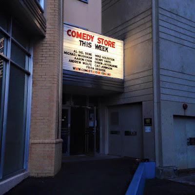 The Comedy Store Sydney - Al Del Bene