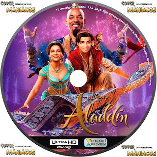 GALLETA ALADDIN 2019 4K