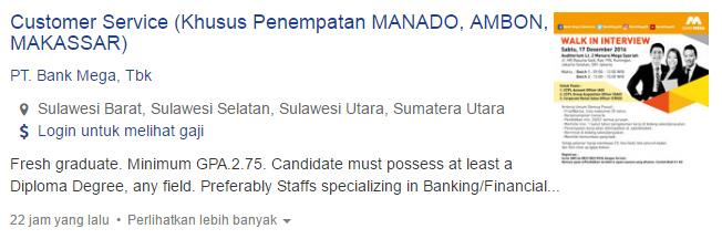 Lowongan Kerja Kabupaten Padang Lawas Terbaru 2019.