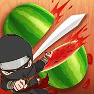 تحميل لعبة تقطيع الفواكة Fruit Ninja