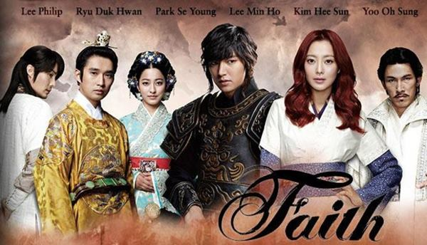 drama korea sejarah faith