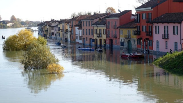 50 εκατ. άνθρωποι θα εκτοπίζονται ετησίως έως το τέλος του αιώνα λόγω υπερχείλισης ποταμών
