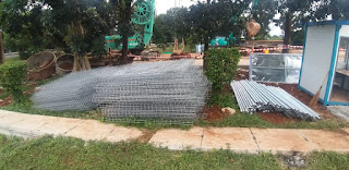 Lokasi pasang pagar brc