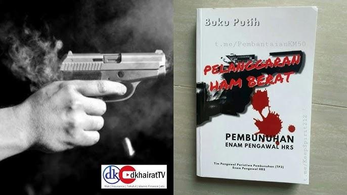 Di Acara Bedah Buku Putih, TP3 Sebut Penembakan 6 Laskar FPI Direncanakan dengan Sasaran Utama Habib Rizieq Shihab