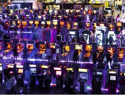 Replay FX Arcade