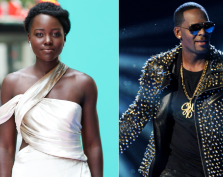 Lupita Nyongo wants R Kelly Investigated over claims of sexual abuse on underage girls