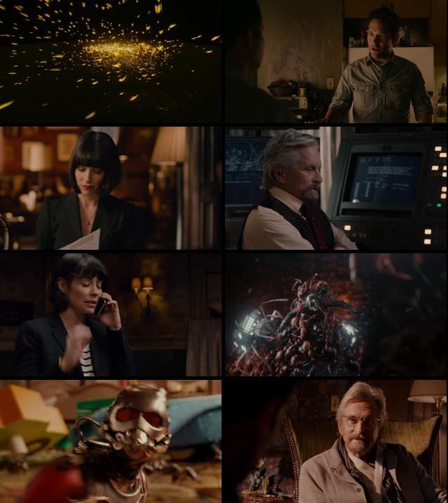Ant-Man 2015 Dual Audio ORG Hindi 720p BluRay