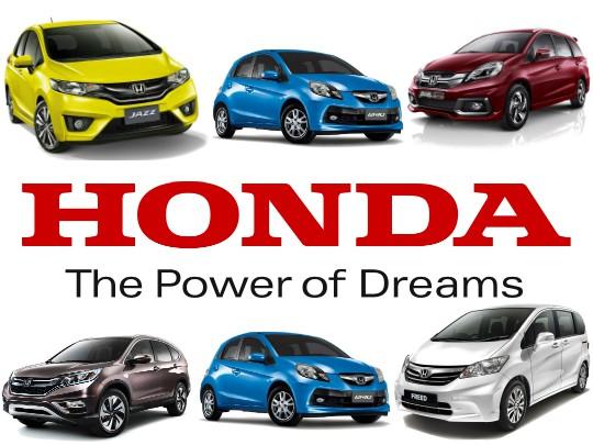 Mobil Honda