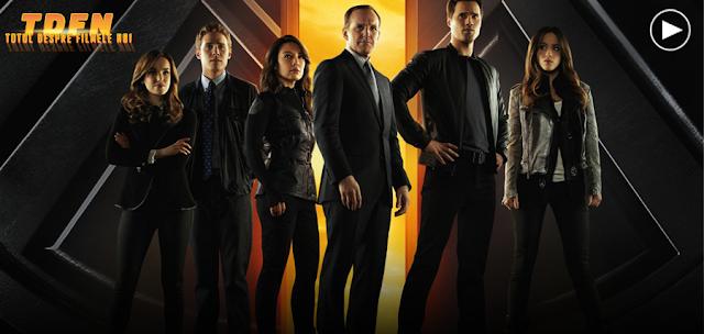 The Inhumans şi noi personaje cu abilităţi fantastice, ameninţă omenirea în primul trailer pentru serialul Marvel, Agents Of Shield.