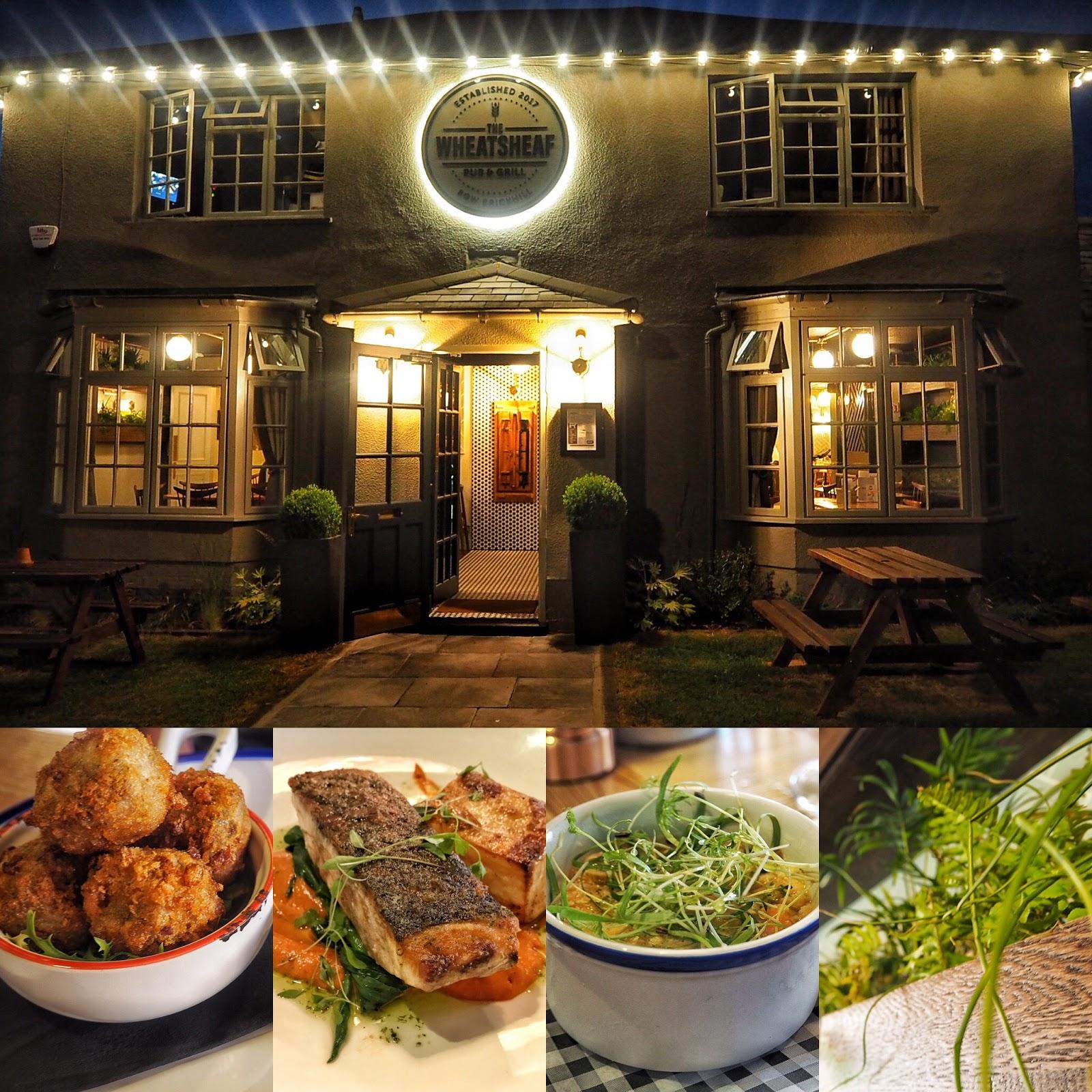 Food Review: The Wheatsheaf, Bow Brickhill