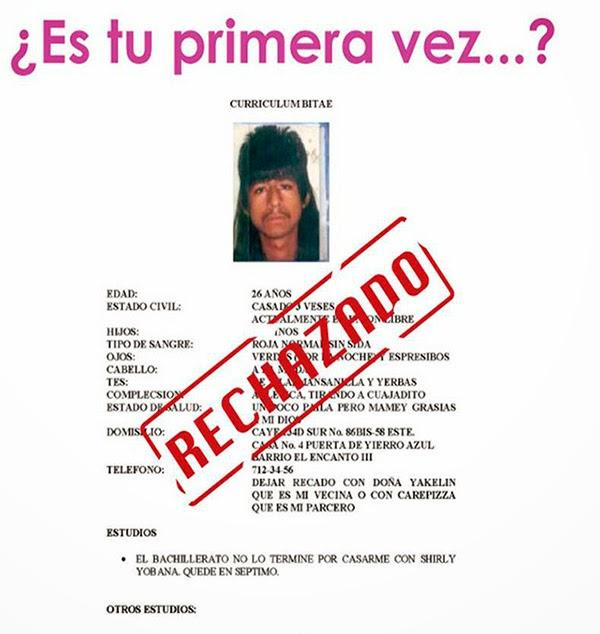 Ejemplo De Curriculum Vitae Argentina Sin Experiencia Laboral