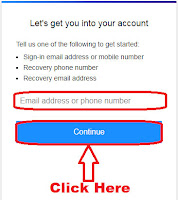how to recover my yahoo email id