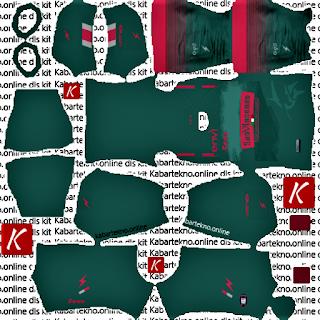 F.C Crotone Third Kits DLS 2020