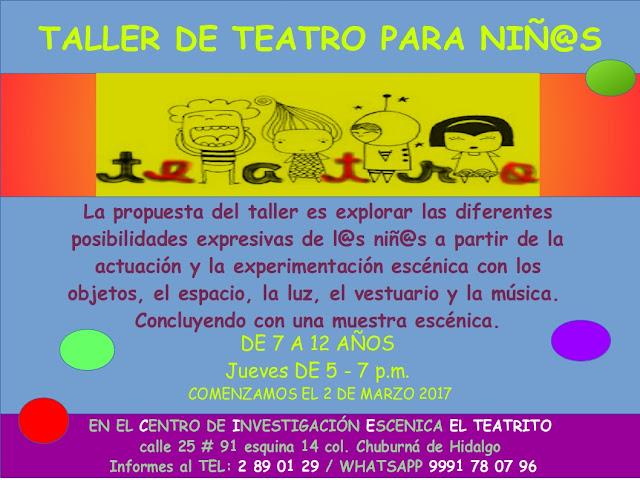 http://elteatritoyucatan.blogspot.mx/p/talleres.html