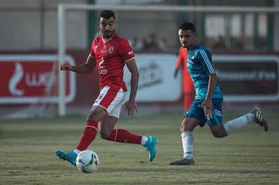 ملخص اهداف مباراة الاهلي ومصر للتأمين (2-2) مباراة ودية