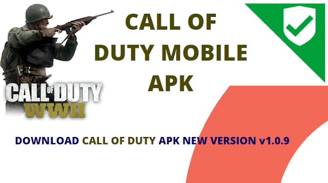 Call Of Duty Mobile APK v1.0.9 Android Game Download
