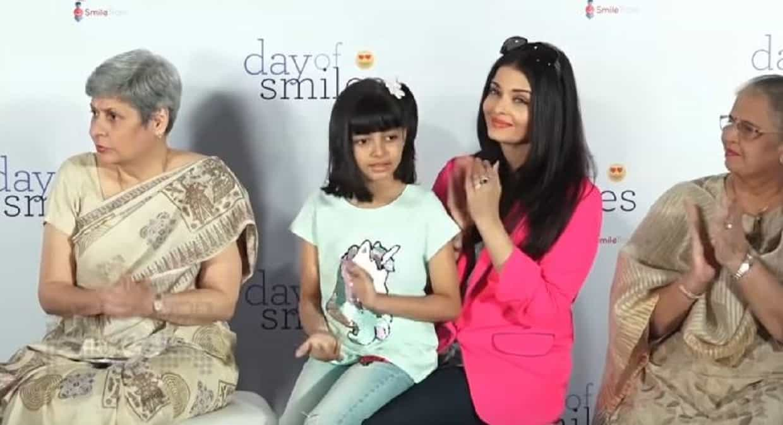 Aishwarya Rai Bachchan and her daughter Aaradhya got the corona test negative