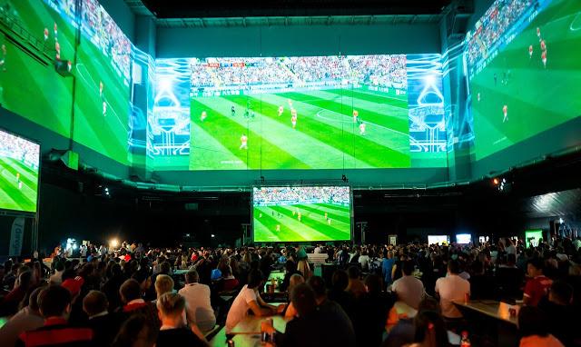 Финал Лиги Европы в Москве со Стогниенко и на самом большом экране в мире