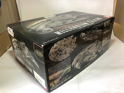 Bandai Millennium Falcon Box