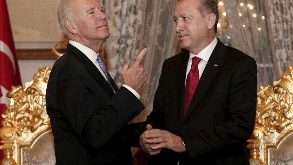 Για Μπάιντεν και ΝΑΤΟ, ο πονοκέφαλος Τουρκία δεν πρόκειται να φύγει