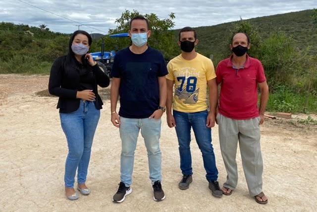 Sistema de abastecimento de água vai beneficiar mais de 9 localidades em Ituaçu