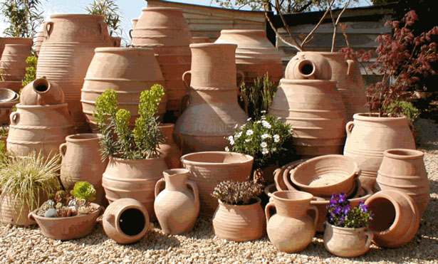 Bharat Dream Home Terracotta Pots