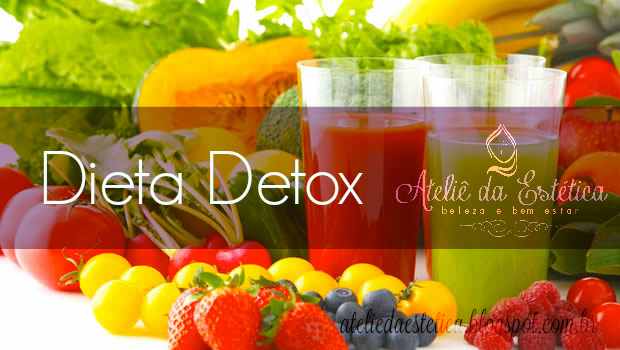 dieta detox por nutricionista