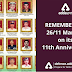Remembering 26/11 Martyrs