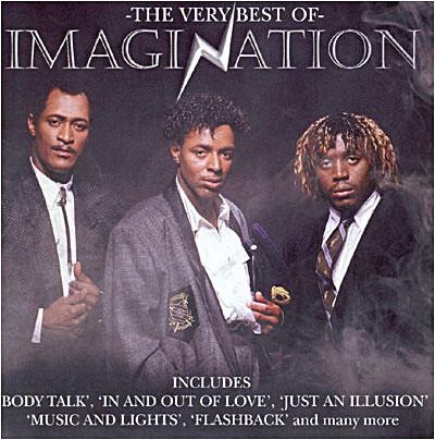 discografia imagination