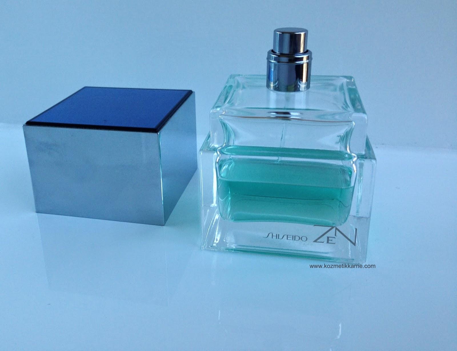 parfum zen shiseido