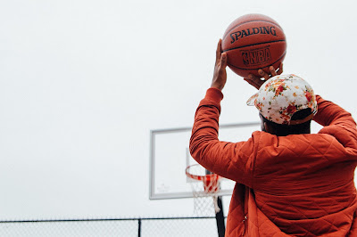 Basketball for burning calories